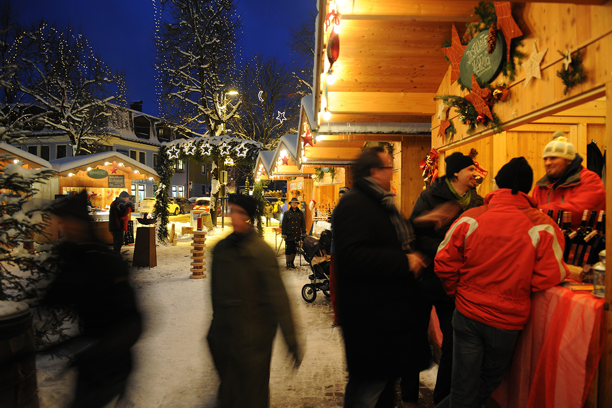 Advent market Saalfelden